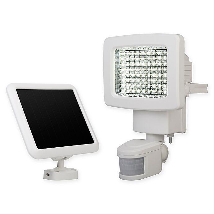 Alternate image 1 for 80 LED Solar Motion Light  in White