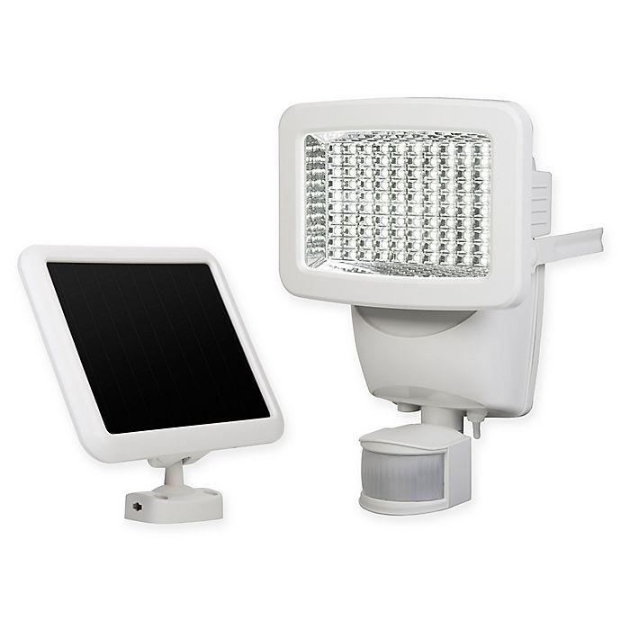 Alternate image 1 for 100 LED Solar Motion Light  in White