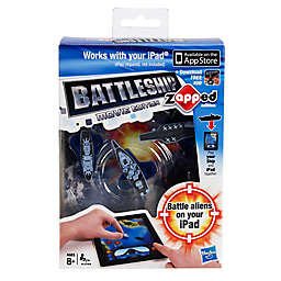 Hasbro Battleship zAPPed Movie Edition Electronic Game