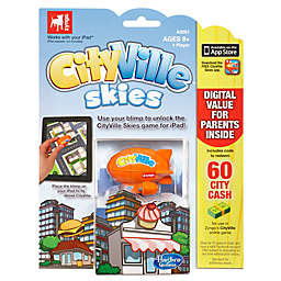 Hasbro CityVille Skies Zapped Electronic Game