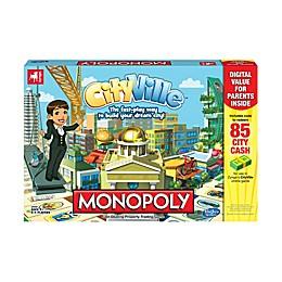 Hasbro CityVille - Monopoly Family Game