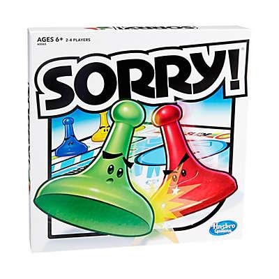 Hasbro Sorry! Family Game