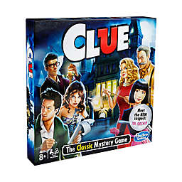 Hasbro Clue Classic Mystery Game