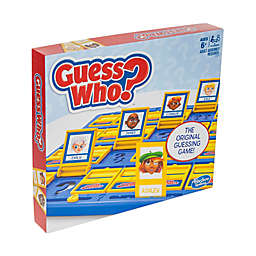 Hasbro Guess Who? Kids Game