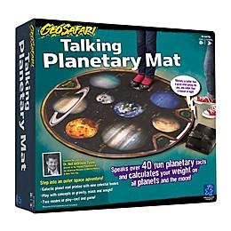 Educational Insights Geosafari Talking Planetary Mat Electronic Game