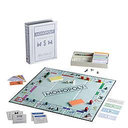 Monopoly® Linen Book Vintage Edition Board Game