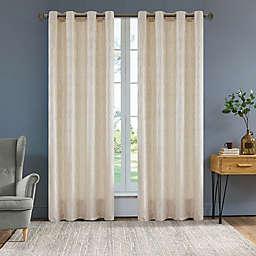 Serena Grommet Window Curtain Panel (Single)
