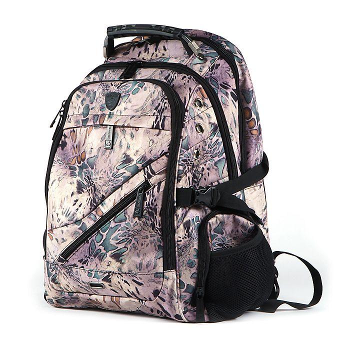 Alternate image 1 for Skyline USA Guard Dog Proshield II 20.5-Inch Bulletproof Backpack in Brown