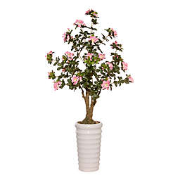 National Tree Company® 41-Inch Artificial Rhododendron Tree in Pot