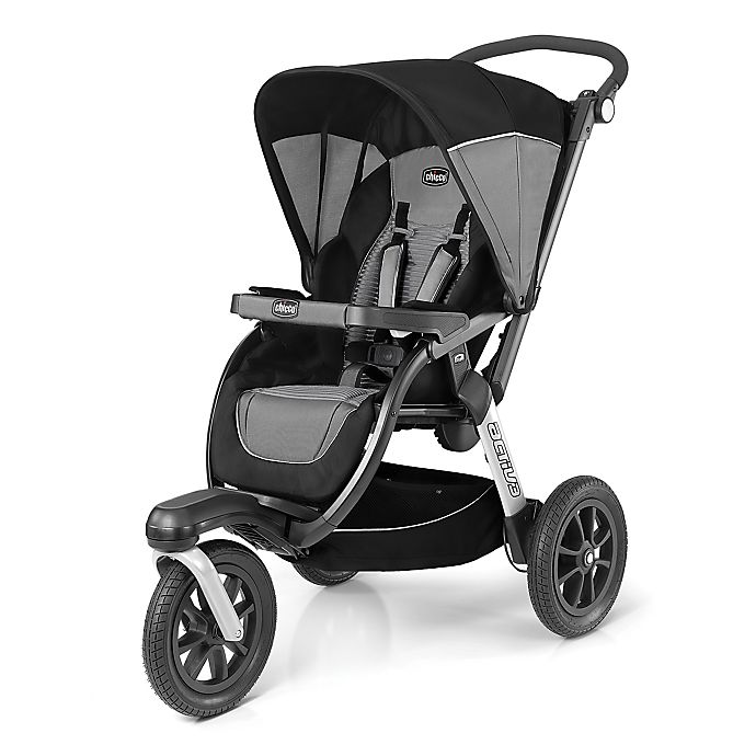 Alternate image 1 for Chicco® Activ3 Air Jogging Stroller in Q Collection