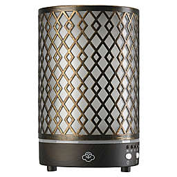 Serene House® Arrow Ultrasonic Aromatherapy Diffuser in Bronze