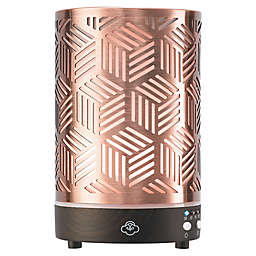 Serene House® Array Ultrasonic Aromatherapy Diffuser in Copper