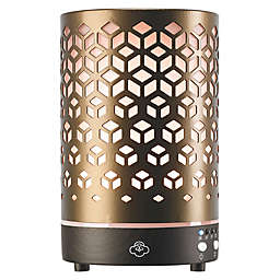 Serene House® Lozenge Ultrasonic Aromatherapy Diffuser in Antique