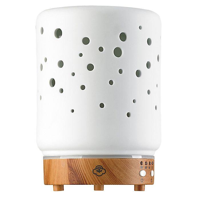 Alternate image 1 for Serene House® Starlight Diffuser in White
