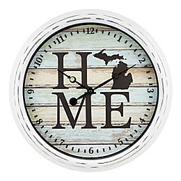La Crosse Clock™ Michigan Indoor/Outdoor Wall Clock
