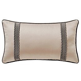 Waterford® Dimitrios Breakfast Throw Pillow in Charcoal