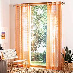 Safavieh Dafni Sheer Window Curtain Panel