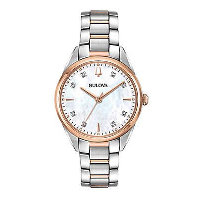 Bulova Sutton Women's 33mm 98P183 Diamond Watch
