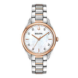 Bulova Sutton Women's 33mm 98P183 Diamond Watch
