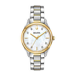 Bulova Sutton Women's 33mm 98P184 Diamond Watch
