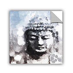 ArtWall Peaceful Buddha Wall Decal