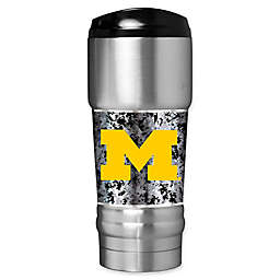 University of Michigan Operation Hat Trick™ 18 oz. Stainless Steel Travel Mug