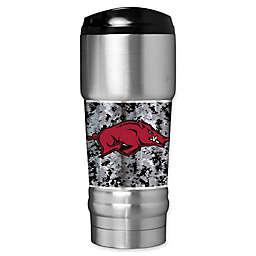 University of Arkansas Operation Hat Trick™ 18 oz. Stainless Steel Travel Mug