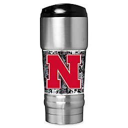 University of Nebraska Operation Hat Trick™ 18 oz. Stainless Steel Travel Mug