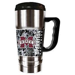 Mississippi State University Operation Hat Trick™ Stainless Steel Travel Mug