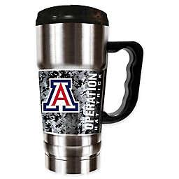 University of Arizona Operation Hat Trick™ Stainless Steel Travel Mug