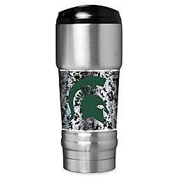 Michigan State University Operation Hat Trick™ 18 oz. Stainless Steel Travel Mug