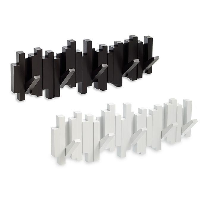 Umbra Sticks Wall Mounted Multi Hook Racks