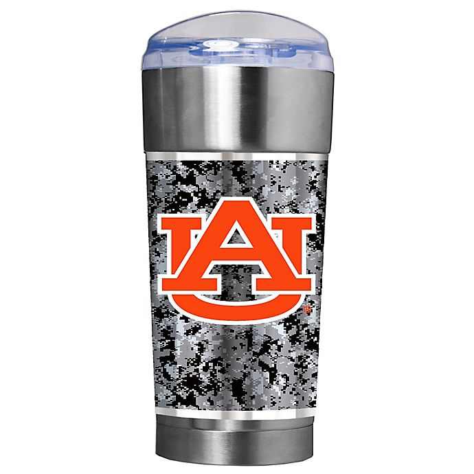 Alternate image 1 for Auburn University Operation Hat Trick™ 24 oz. Vacuum Insulated EAGLE Party Cup