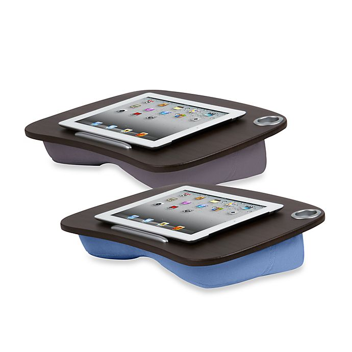 Brookstone E Pad Portable Lap Desk Bed Bath Amp Beyond