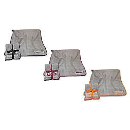 Collegiate Frosty Fleece Throw Blanket Collection