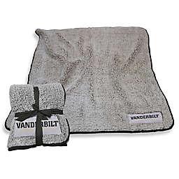 Vanderbilt University Frosty Fleece Throw Blanket