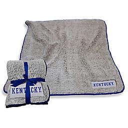 University of Kentucky Frosty Fleece Throw Blanket