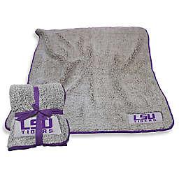 Louisiana State University Frosty Fleece Throw Blanket