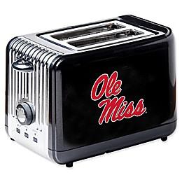 University of Mississippi 2-Slice Toaster