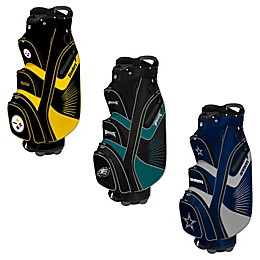NFL Bucket II Cooler Cart Golf Bag Collection