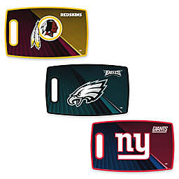 NFL 9.5-Inch x 14.5-Inch Polypropylene Cutting Board Collection