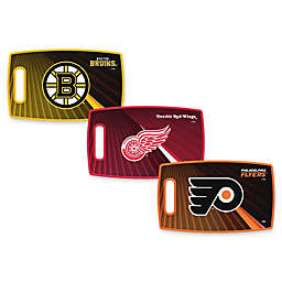 NHL 9.5-Inch x 14.5-Inch Polypropylene Cutting Board Collection