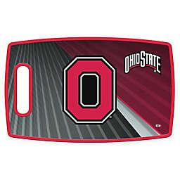 Ohio State University 9.5-Inch x 14.5-Inch Polypropylene Cutting Board