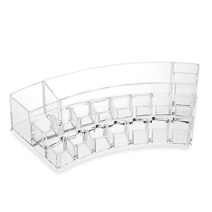 Alternate image 1 for Arched Multi Purpose Cosmetic Organizer Caddy