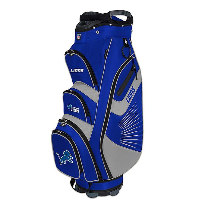 Alternate image 1 for NFL Detroit Lions Bucket II Cooler Cart Golf Bag