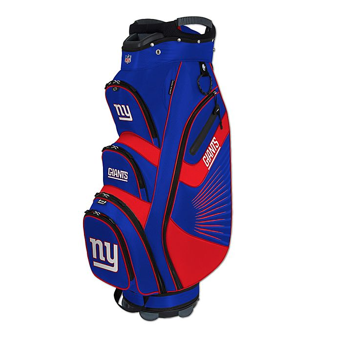 Alternate image 1 for NFL New York Giants Bucket II Cooler Cart Golf Bag