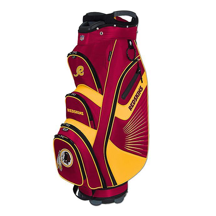 Alternate image 1 for NFL Washington Redskins Bucket II Cooler Cart Golf Bag