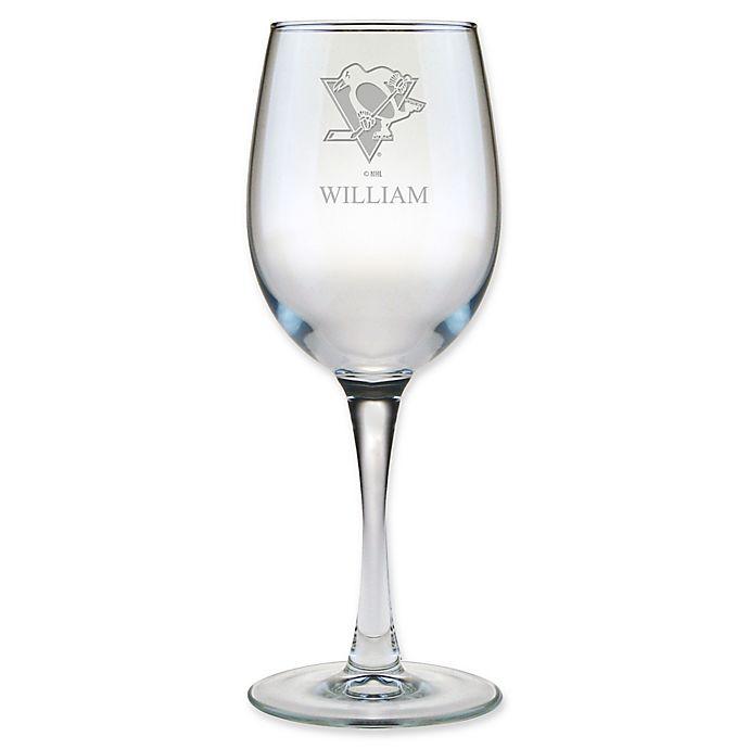 Stemless Wine Glass Penguin Stemmed