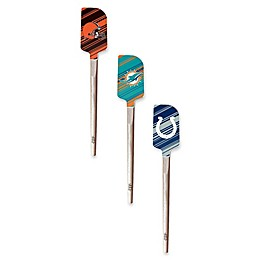 NFL Heavy Duty Silicone Spatula Collection