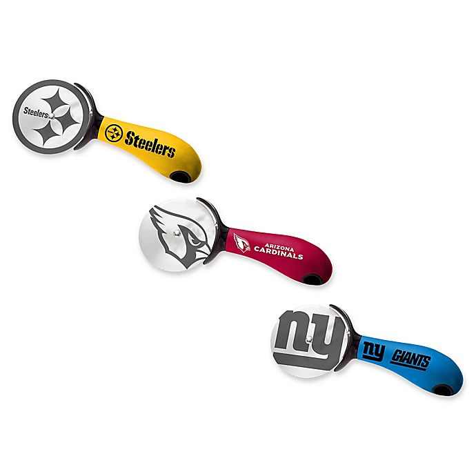 Alternate image 1 for NFL Pizza Cutter Collection